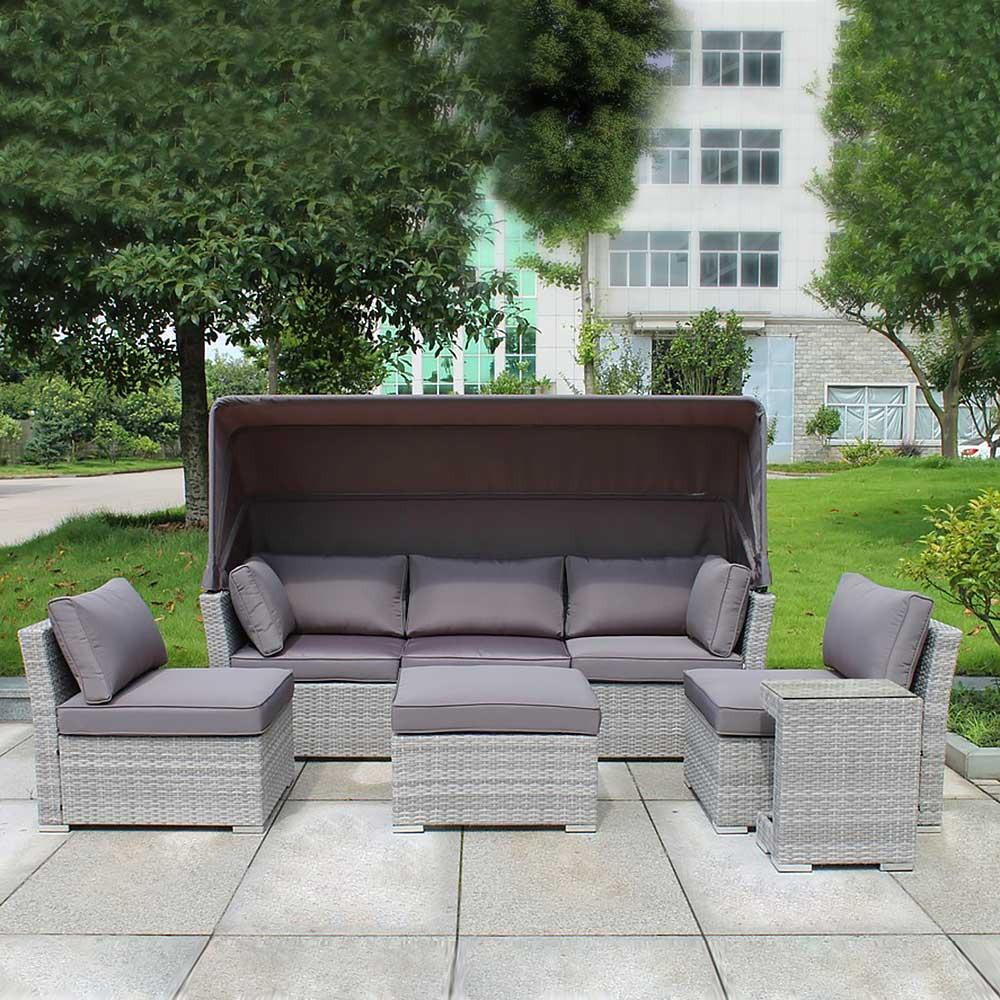 Модульный диван-трансформер «AFM-320G Grey»