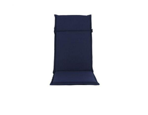 """Подушка на кресло """"Esdo"""", цвет синий"""