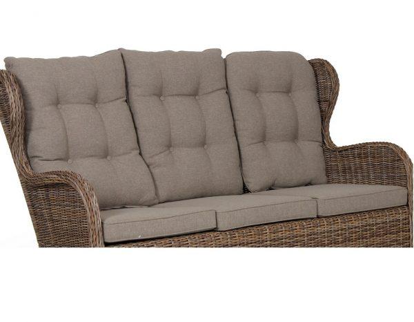 """Подушка для дивана """"Evita"""", цвет бежевый"""