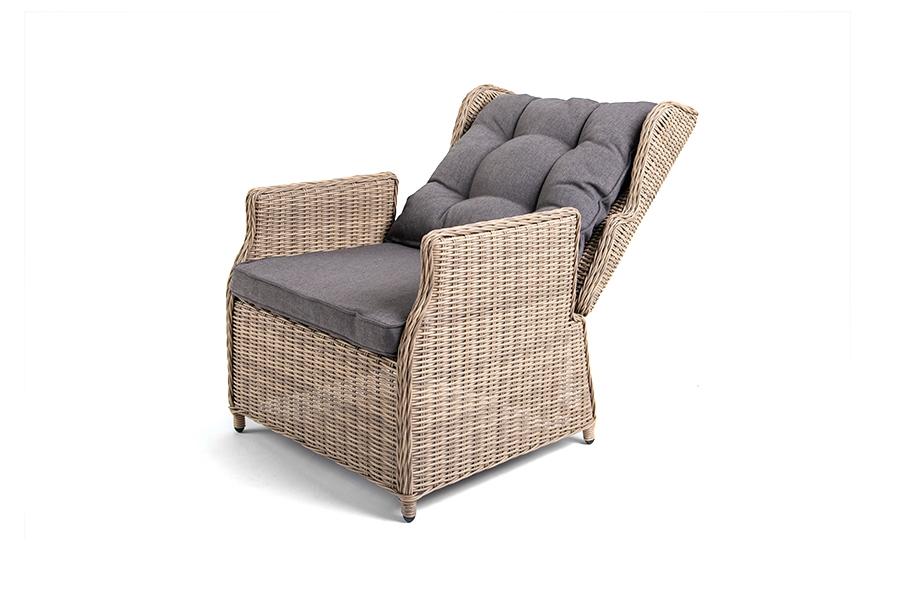 """Плетеное кресло """"Форио"""", раскладное"""