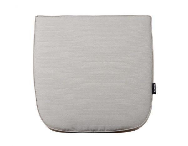 """Подушка на кресло """"Haag"""", цвет бежевый"""