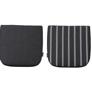 """Подушка на кресло """"Haag"""", цвет черный"""