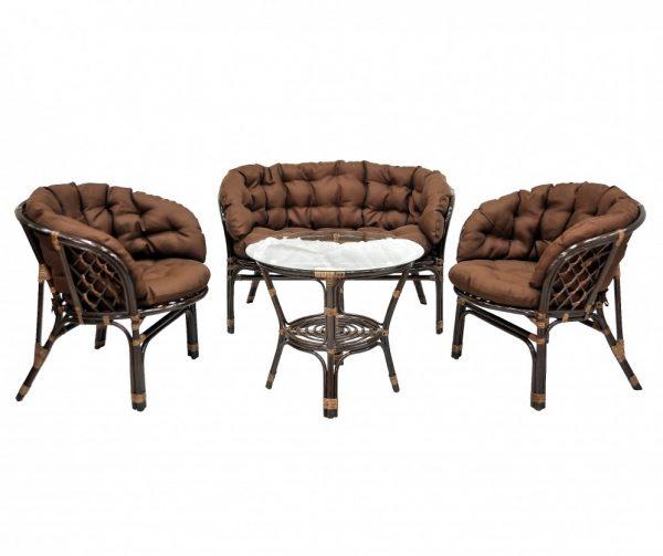"""Комплект плетеной мебели """"Casablanca-6"""""""