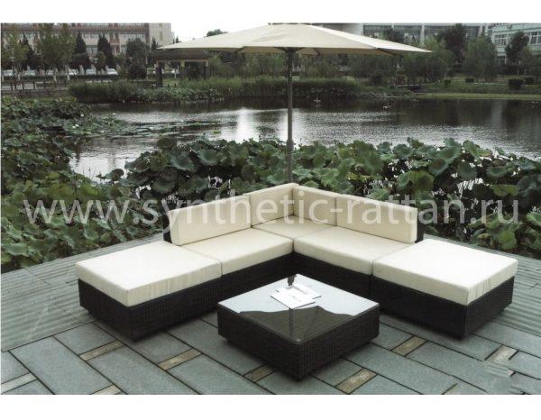 """Плетеная садовая мебель """"Barbados Eco"""""""
