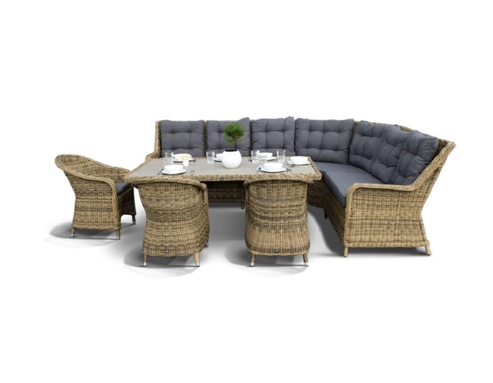 """Плетеная мебель """"Базелла"""""""