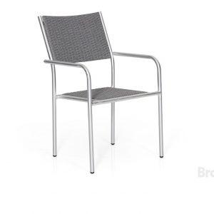 """Кресло """"Antibes"""", цвет серый"""