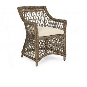 """Плетеное кресло """"Beatrice brown"""""""
