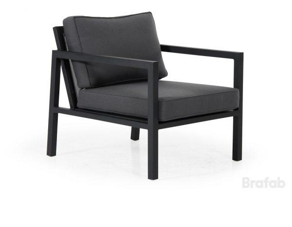 """Кресло садовое """"Belfort"""", цвет черный Brafab"""