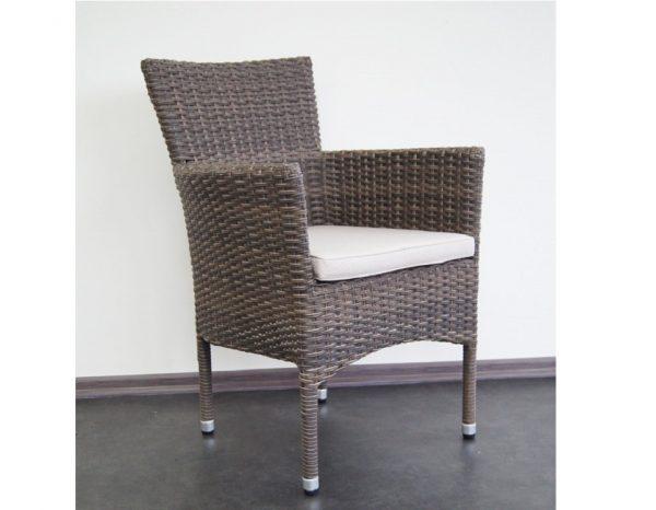 """Кресло из ротанга """"Capri"""", цвет коричневый"""