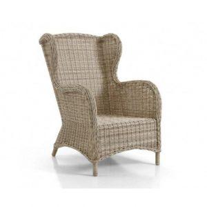 """Кресло плетеное """"Evita beige"""" Brafab"""