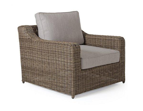"""Кресло из ротанга для отдыха """"Glendon"""" Brafab"""