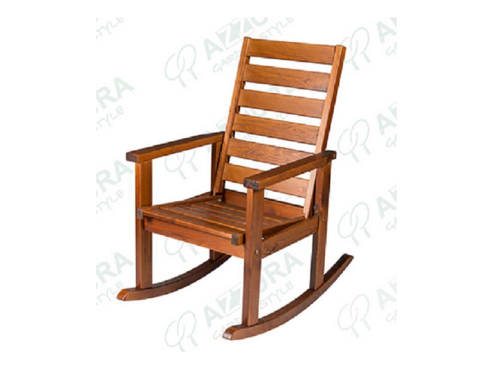 """Кресло-качалка из сосны """"Regina"""""""