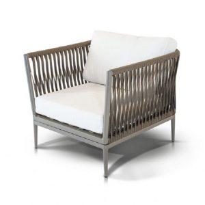 "Кресло плетеное из жгута ""Касабланка"""