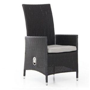 """Кресло """"Ninja black"""" регулируемое, цвет черный"""