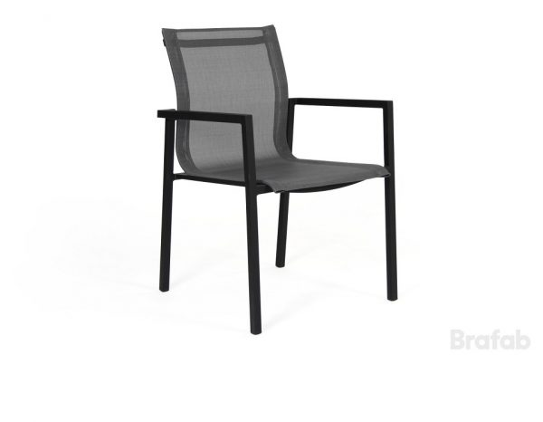 """Кресло из текстилен """"Belfort"""", цвет черный Brafab"""