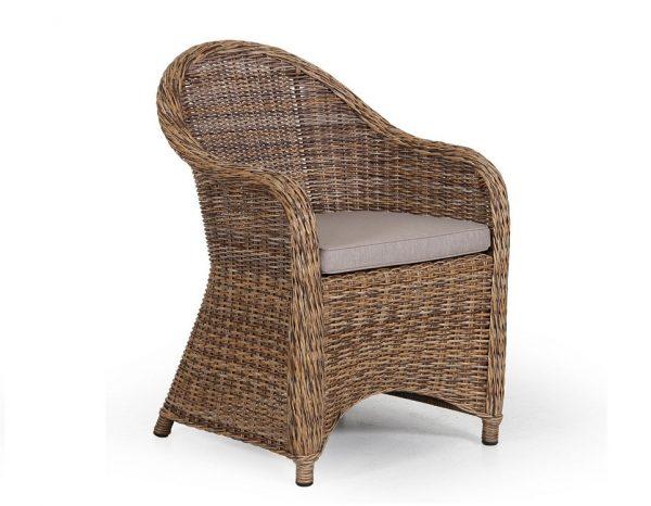 """Кресло """"Sandiego"""", цвет коричневый микс"""