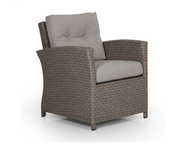 """Кресло из искусственного ротанга """"Soho beige"""" Brafab"""