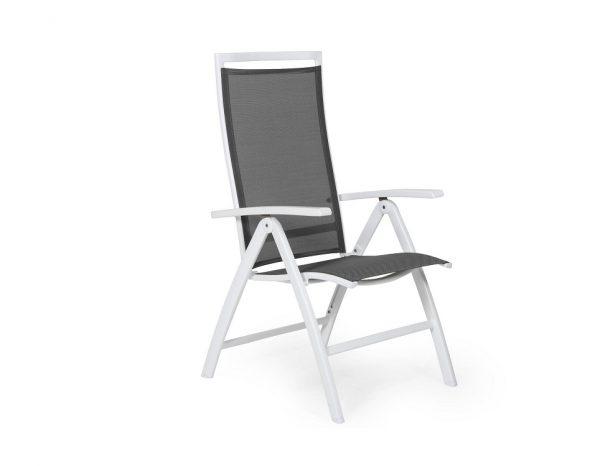 """Кресло садовое """"Sunny"""", цвет белый/серый Brafab"""