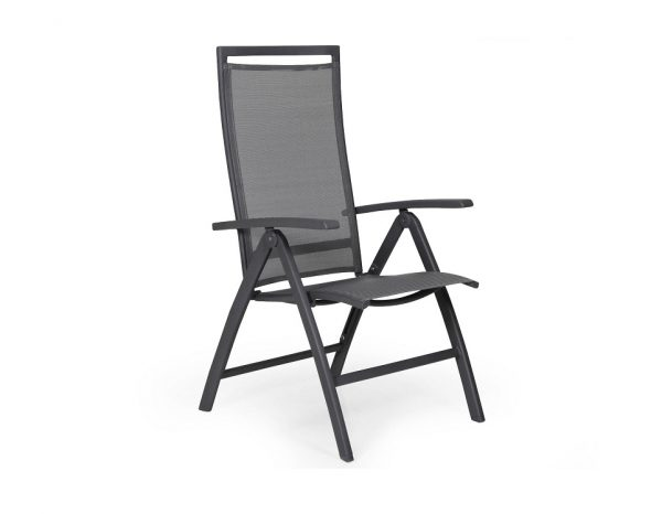 """Кресло садовое """"Sunny"""", цвет серый/антрацит Brafab"""