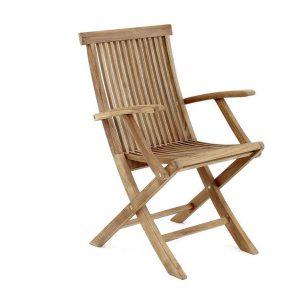 "Кресло из тика ""Turin"""