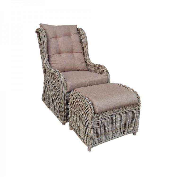 """Плетеная мебель из ротанга """"Eva"""""""