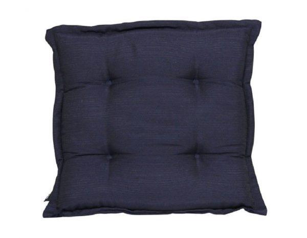 """Подушка на стул """"Luca"""", цвет синий"""
