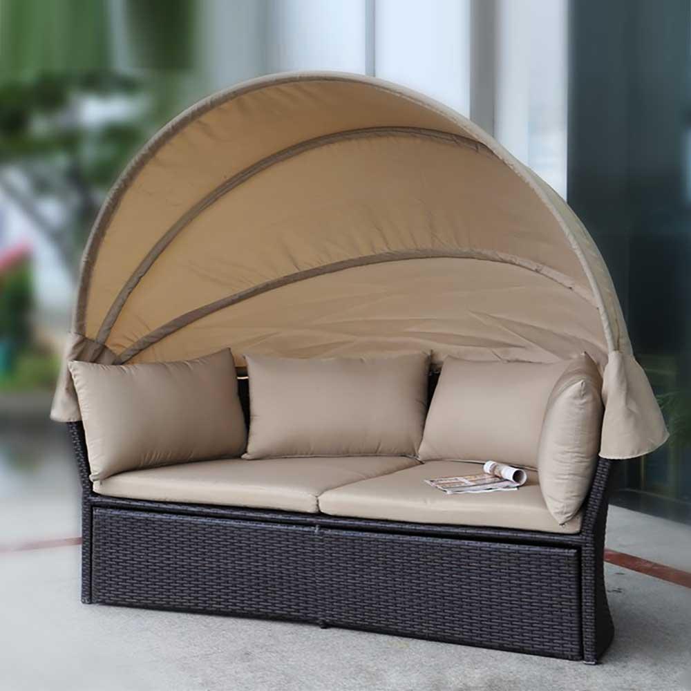 Модульный диван-трансформер «AFM-325B Brown»