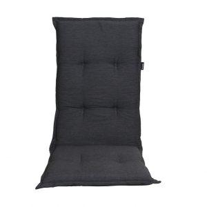 """Подушка на кресло """"Naxos"""", цвет антрацит"""