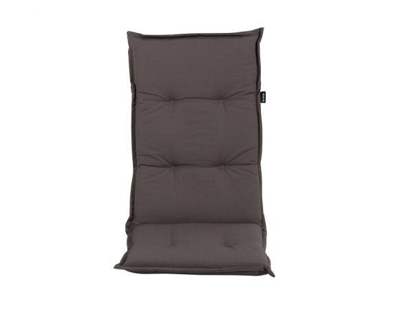 """Подушка на кресло """"Naxos"""", цвет коричневый"""