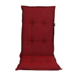 """Подушка на кресло """"Naxos"""", цвет красный"""