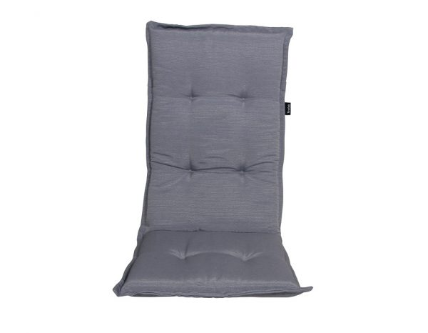 "Подушка на кресло ""Naxos"", цвет серый"