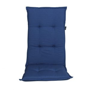 "Подушка на кресло ""Naxos"", цвет синий"