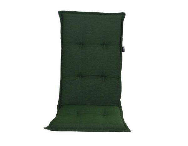 """Подушка на кресло """"Naxos"""", цвет зеленый"""