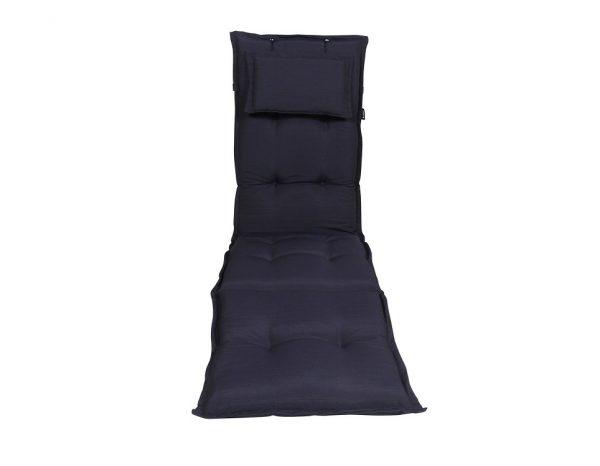 """Подушка на шезлонг """"Naxos"""", цвет темно-синий"""