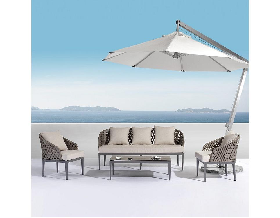 "Комплект плетеной мебели ""Teide"""