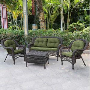 """Плетеная мебель """"Afina green"""" LV520GG-AM"""