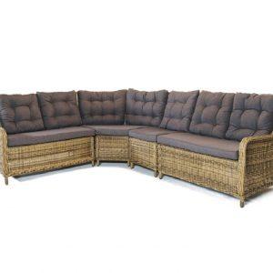 """Плетеный диван """"Бергамо"""""""