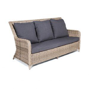 """Плетеный диван """"Гляссе"""""""