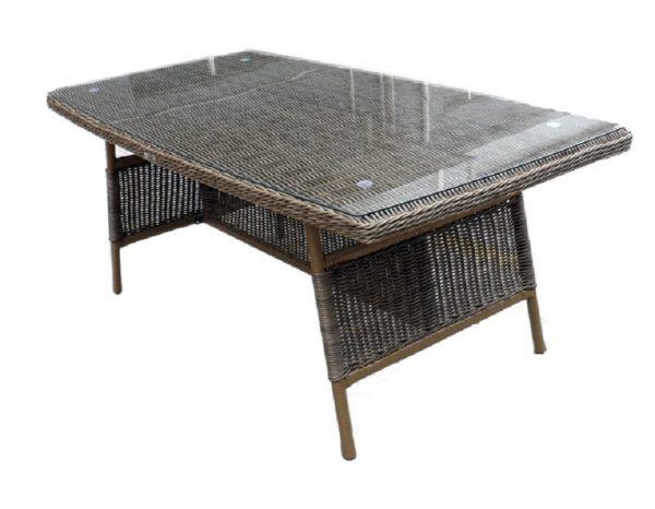 "Плетеный стол ""Opal"",150 см"
