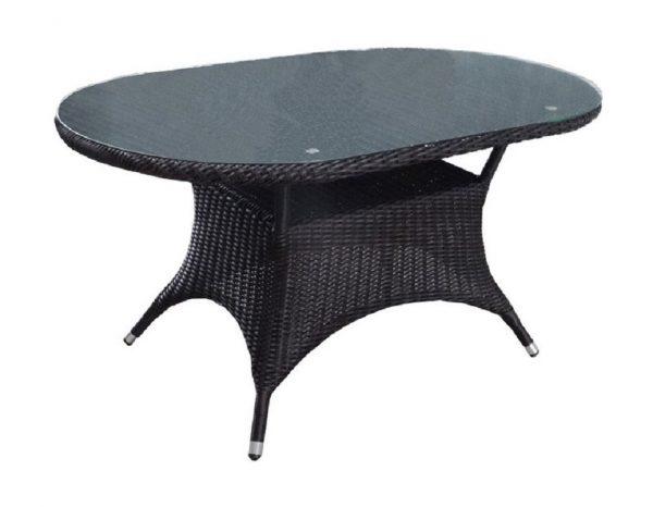 """Плетеный стол """"Warsaw"""", 150x90 см"""