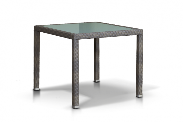 "Плетеный стол ""Бари"", 90×90 см"