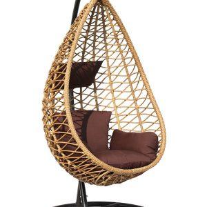 """Подвесное плетеное кресло """"Aura"""""""