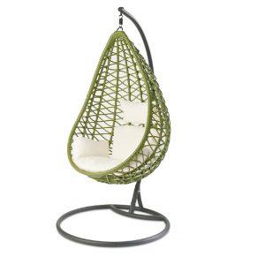 """Подвесное кресло """"Aura green"""""""