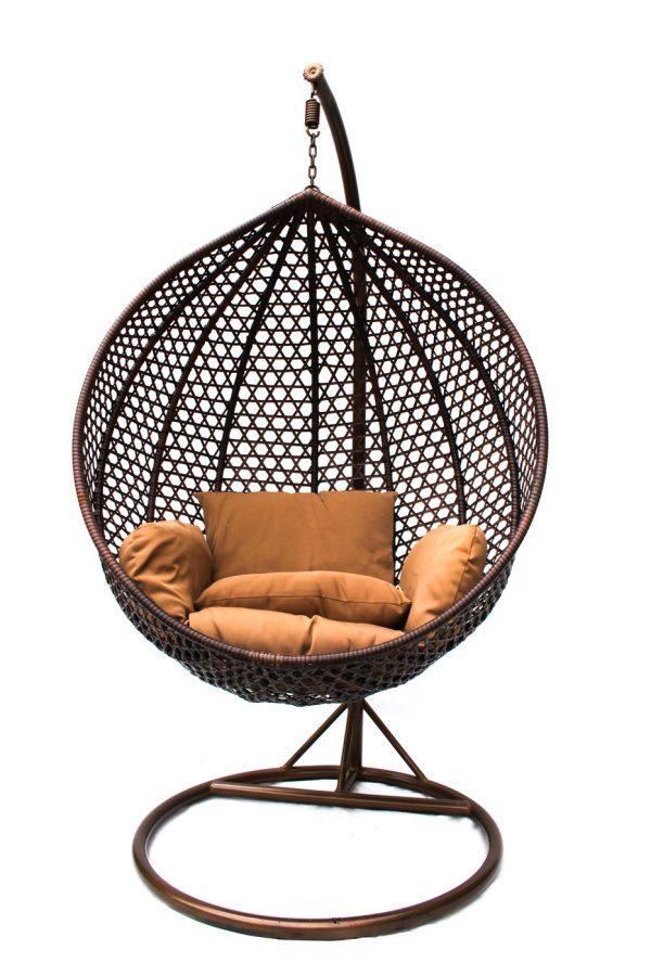 """Подвесное плетеное кресло """"Quantum"""" KM-0002 small"""