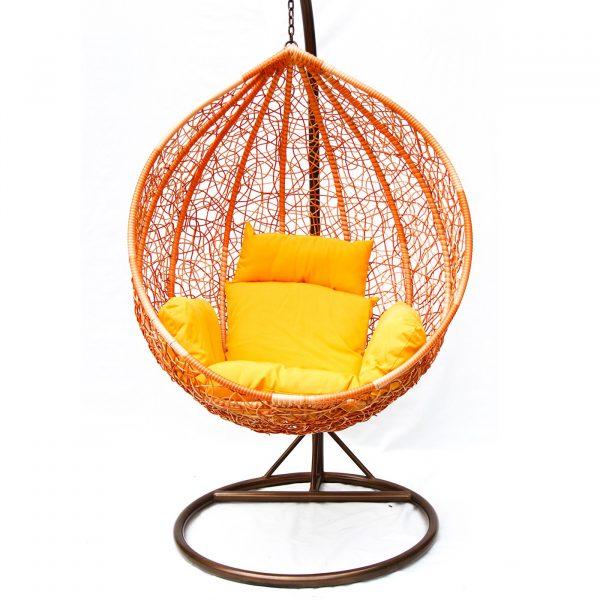 """Подвесное плетеное кресло """"ORANGE"""" KM-0001 medium"""