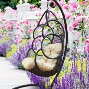 """Подвесное плетеное кресло """"Galaxy"""""""