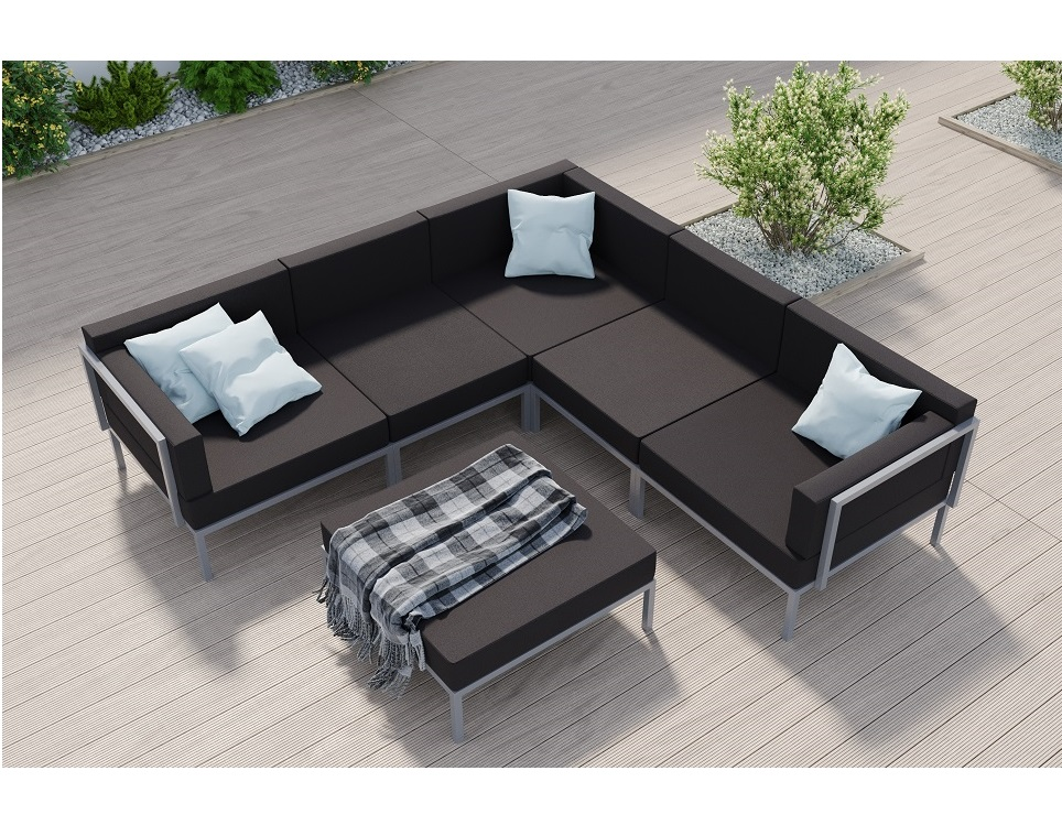 """Комплект садовой мебели из алюминия """"Serenita"""""""