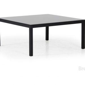 """Стол алюминиевый """"Belfort"""", 100 x 100 см, цвет черный Brafab"""