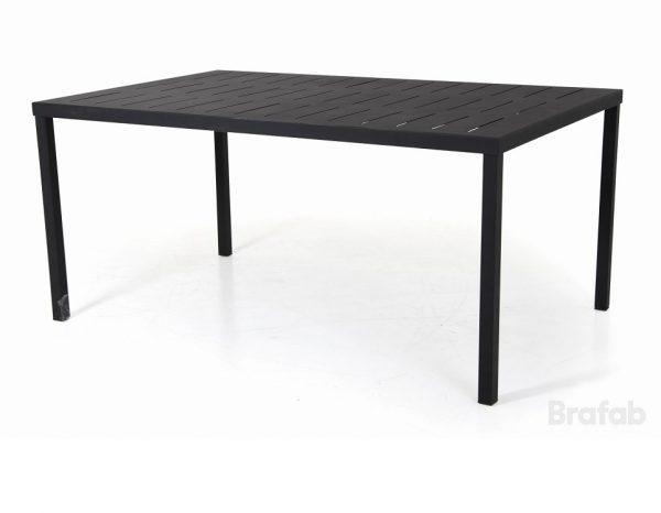 """Стол садовый алюминиевый """"Belfort"""", 200 x 100 см, цвет черный"""