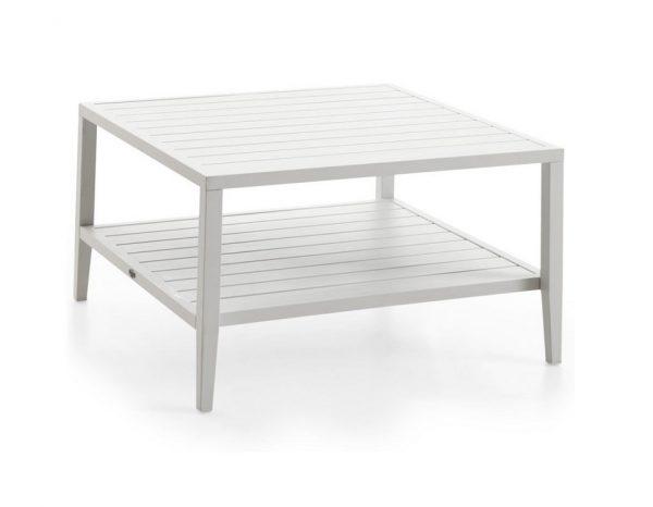 "Стол ""Chelles"", 90x90 см, цвет белый"